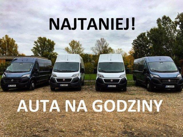 Najtańsza Wypożyczalnia Busów Samochodów Dostawczych do 3,5t. Warszawa